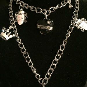 🆕Juicy Couture Necklace & Bracelet Set💕